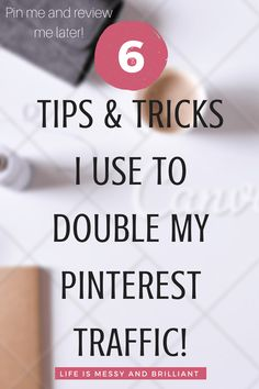 How to Gain More Followers on Pinterest and More Views on your Blog