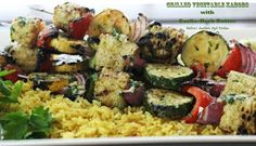 Summer Time Treats on Pinterest | Grilled Vegetable Kabobs, Fourth of ...