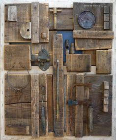 Maryline Dimanche - assemblage