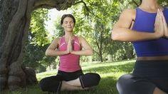 Yoga for TMJ - Warrior 2, Camel, Bridge