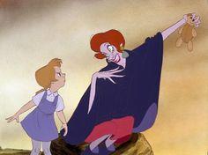 Madame Medusa is such an underrated Disney villain. Disney Cartoon Characters, Disney Villains, Old Disney, Disney Love, Walt Disney Animation, Disney Pixar, Madame Medusa, Walter Elias Disney, Disney Movies To Watch