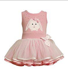 Bonnie Jean Bunny Easter dress