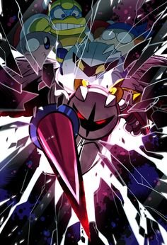 Galacta Knight is back and we are all screwed!!!