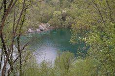 Trasparenze del lago di #Cornino ( #udine ) dalla #bloggerpercaso @valentina macciotta  @Discover Friuli Venezia Giulia