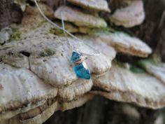 A personal favorite from my Etsy shop https://www.etsy.com/listing/471821885/blue-aqua-aura-quartz-copper-wire