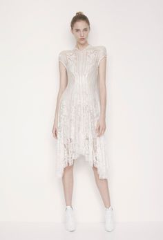 Susien Chong and Nic Briand have done it again.  How beautiful and dreamy is this latest collection for Spring Summer 12/13.