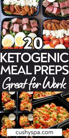Healthy Low Carb Recipes, Healthy Meal Prep, Ketogenic Recipes, Keto Recipes, Meal Prep Keto, Weekly Meal Prep, Keto Meals Easy, Low Carb Diets, Ketogenic Diet Meal Plan