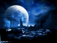 Destroyed city by ~Dark-Space on deviantART