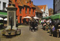 PK1261. Brugge. Weinbergsplatz.