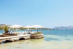 Puerto Pollensa - Spain. I will be here next week!!