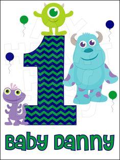 Monster clipart happy birthday #1