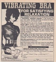 This didn't catch on??? Why, I think they need to bring this back immediately!