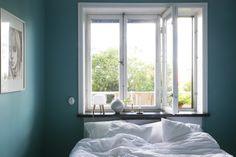 Lundagatan zinkensdamm stockholm turkoise window bedroom white mässing balcony fantastic frank