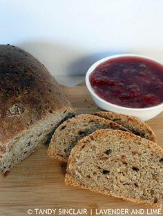 Granary Bread Using A Soudough Starter - Lavender and Lime Lavender Jam, Spanish Chicken, I Have Done, How To Make Bread, Original Recipe, My Recipes, Food Print, Lime, Strawberry