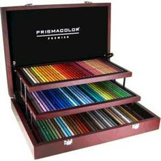 Tea Box Adult Coloring Books Colored Pencils Art Supplies Core Prismacolor Kaleidoscopes Smooth