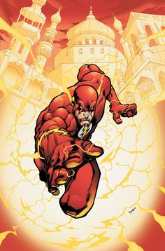 by Mike Bowden #TheFlash #marvel #comics