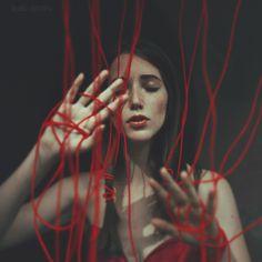 sound of sunset by ankazhuravleva daydream in Moscow by ankazhuravleva red threads by ankazhuravleva