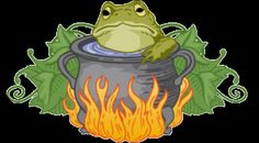 What killed the frog? :: Theory of the boiling frog   Bee-dazzled ...