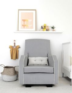 olli ella moma modern glider nursing chair - Nursing Chair