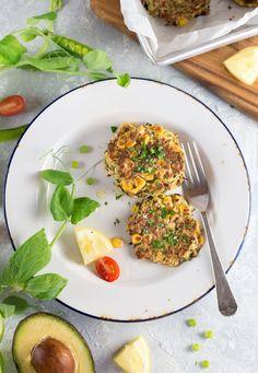 Zucchini and Corn Fritters | Good Magazine