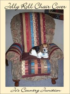 Jelly Roll Chair Cover « Moda Bake Shop