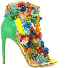 Jerome C. Rousseau Spring 2014 Collection - ShoeRazzi
