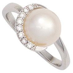 Pearl Ring, Pearl Jewelry, Fine Jewelry, Jewelry Watches, Engagement Rings, Pearls, Kos, Shopping, Products