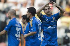 Tigres vence al América 2-0 en partido de la última jornada y termina en primer lugar de la Liga MX.