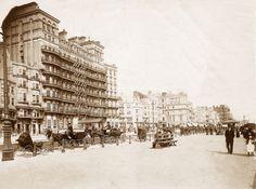Sussex, Brighton, The (Devere) Grand Hotel circa 1890's