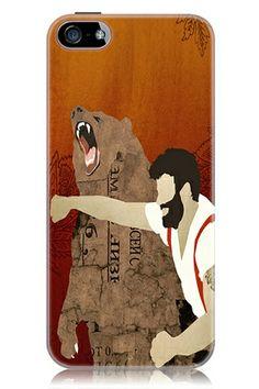 Sharpshirter - Haymaker iPhone 5 Hard Case