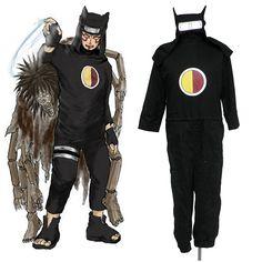 Naruto Kankuro 1ST Cosplay Costumes