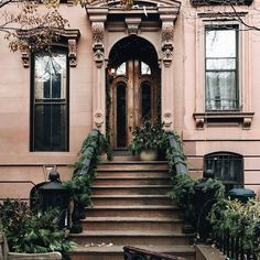 "grace–upon–grace: ""Ana Frits "" Can this be the entrance to my house pls Dusk To Dawn, 10 Picture, House Goals, Windows And Doors, My House, Entrance, Virginia, Around The Worlds, Stairs"