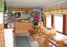 Valkeisjärven leirintä-alue Lestijärvi