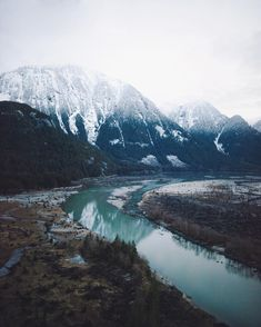 The far end of Stave Lake in BC Canada.. #stayandwander by alexstrohl instagramers I like