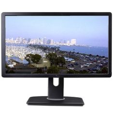 21.5 Dell Professional P2212H DVI/VGA 1080p Rotating Widescreen LED LCD Monitor w/USB Hub & HDCP Support - B