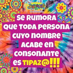 Quiénes serán l@s tipaz@s !!!
