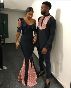 African clothing for couples, African dress, African clothing for women, Ankara dress, Ankara clothing for couples Couples African Outfits, Couple Outfits, African Attire, African Wear, African Dress, African Print Fashion, African Fashion Dresses, Ankara Fashion, Ankara Mode