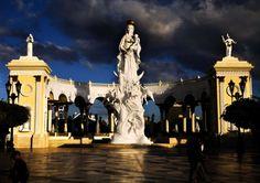 Monumento de Nuestra Señora de Chiquinquirá en Maracaibo, Zulia