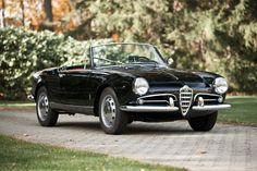 Alfa Romeo Giulietta Spider Veloce // #Classic #Car #Vintage #Heritage #Alfa #Alfaromeo #Giulietta #Spider #Veloce