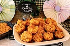 mini mac and cheese pies