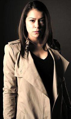 Orphan Black : Tatiana Maslany as Beth Childs.