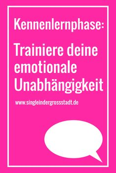 """Get to know each other - train your emotional independence - Introductory phase – train your emotional independence """"Emotional dependency is understood to m - Love Sick, Mental Strength, Male Enhancement, Its A Wonderful Life, Don't Give Up, Positive Life, Getting To Know, Better Life, Flirting"""