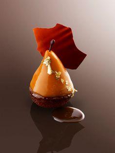 Alain Ducasse | pear & chocolate