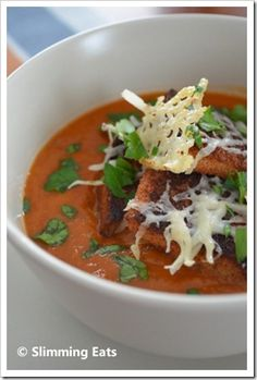 Carrot and beetroot slimming world soup | Slimming world ...