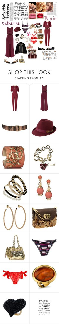 """catherine x blair"" by dani-elle ❤ liked on Polyvore featuring Valentino, 3.1 Phillip Lim, Forever 21, Cara Couture, Juicy Couture, Jeri Cohen, Betsey Johnson, Miss Selfridge, Bess and Banana Republic"