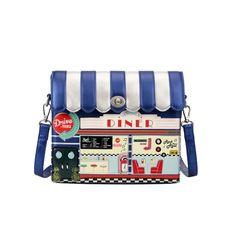 Vendula Diner Box Bag