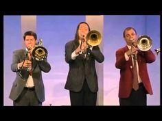 Medley Mnozil Brass, ras echte maffe pracht muzikanten.