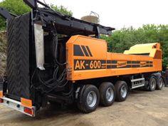 Doppstadt AK 600 Trucks, Mini, Vehicles, Truck, Vehicle, Cars