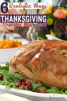Learn simple easy ways to save money on Thanksgiving dinner this year. Best Money Saving Tips, Ways To Save Money, Saving Money, Money Tips, Thanksgiving Recipes, Happy Thanksgiving, Frugal Living Tips, Frugal Tips, Making Ideas