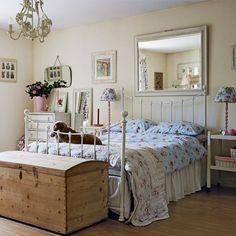 Интерьер спальни в стиле Прованс | HiveMind